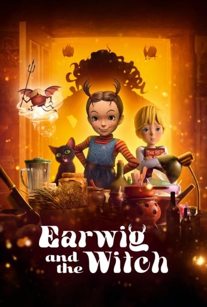 دانلود فیلم Earwig and the Witch 2020