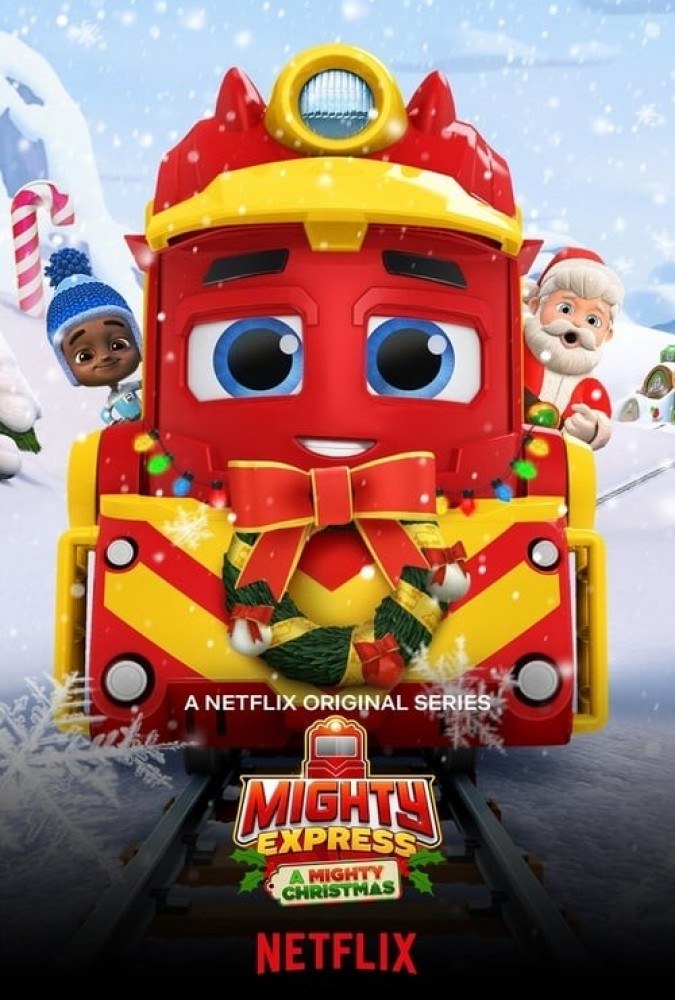 دانلود فیلم Mighty Express: A Mighty Christmas 2020