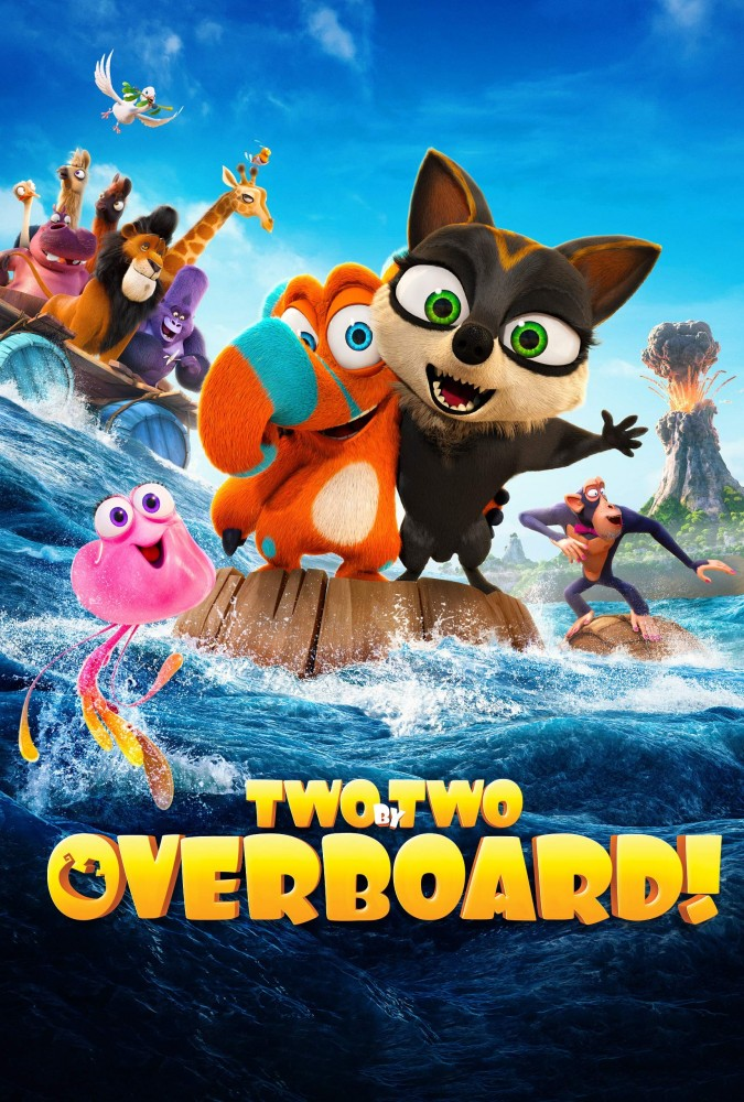 دانلود فیلم 2 Two by Two: Overboard