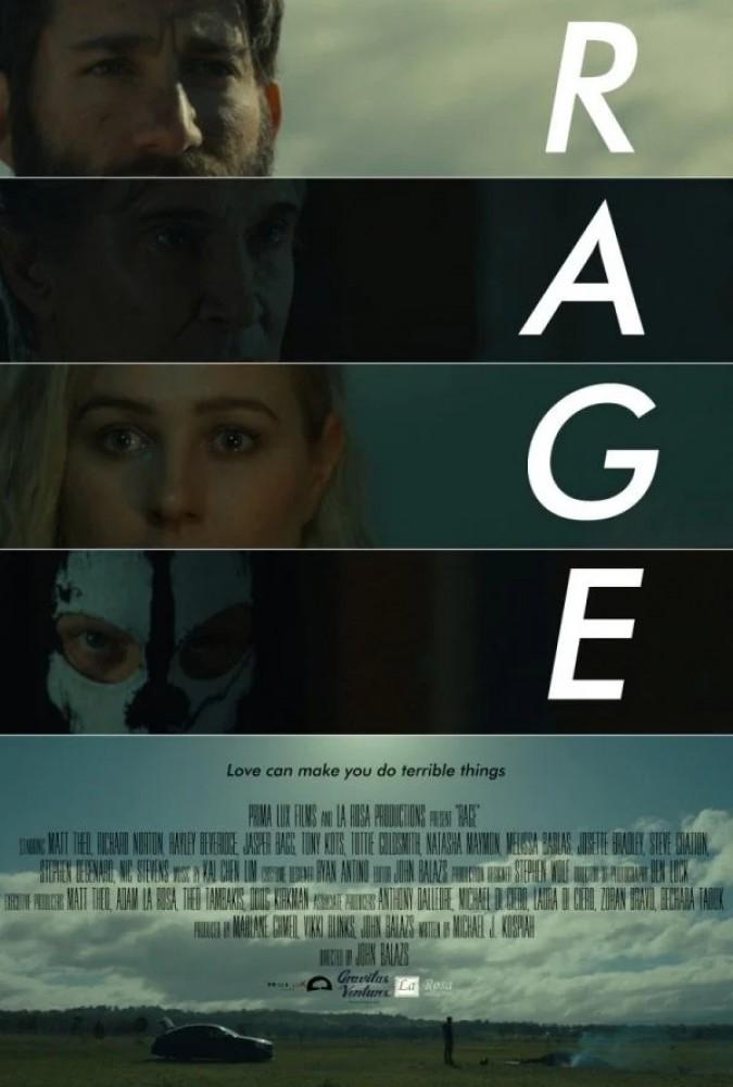 دانلود فیلم Rage 2021