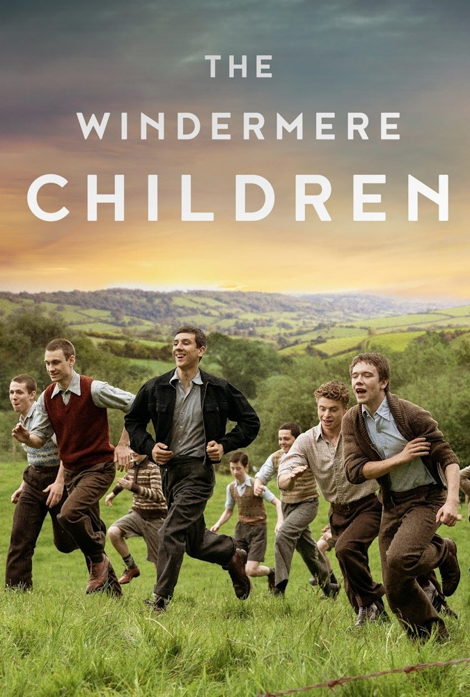 دانلود فیلم The Windermere Children 2020