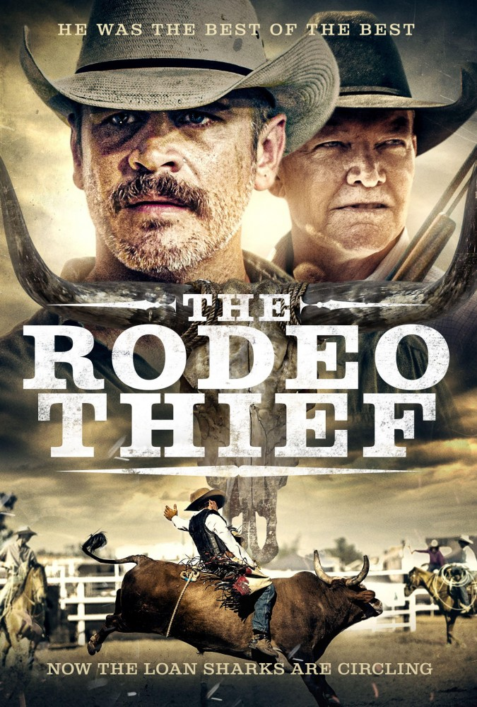 دانلود فیلم The Rodeo Thief 2020